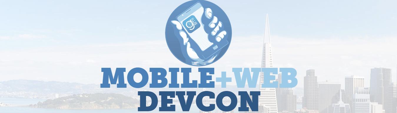 Mobile+Web DevCon 2018