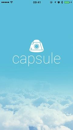 Capsule video poster
