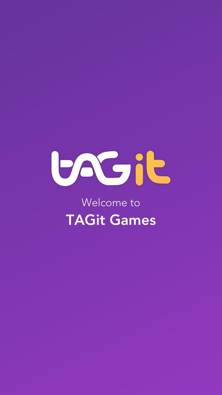 Tag It app screenhot