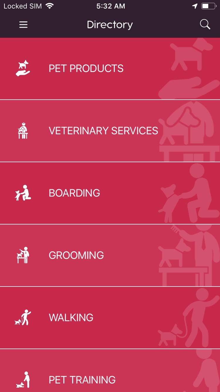 PetVibe - social app Screenshot 3