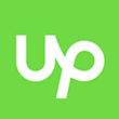 The logo of UpWork platform
