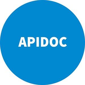 Schematic illustration of apiDoc